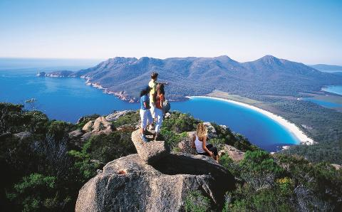Wineglass Bay Day Tour Tasmania Australia