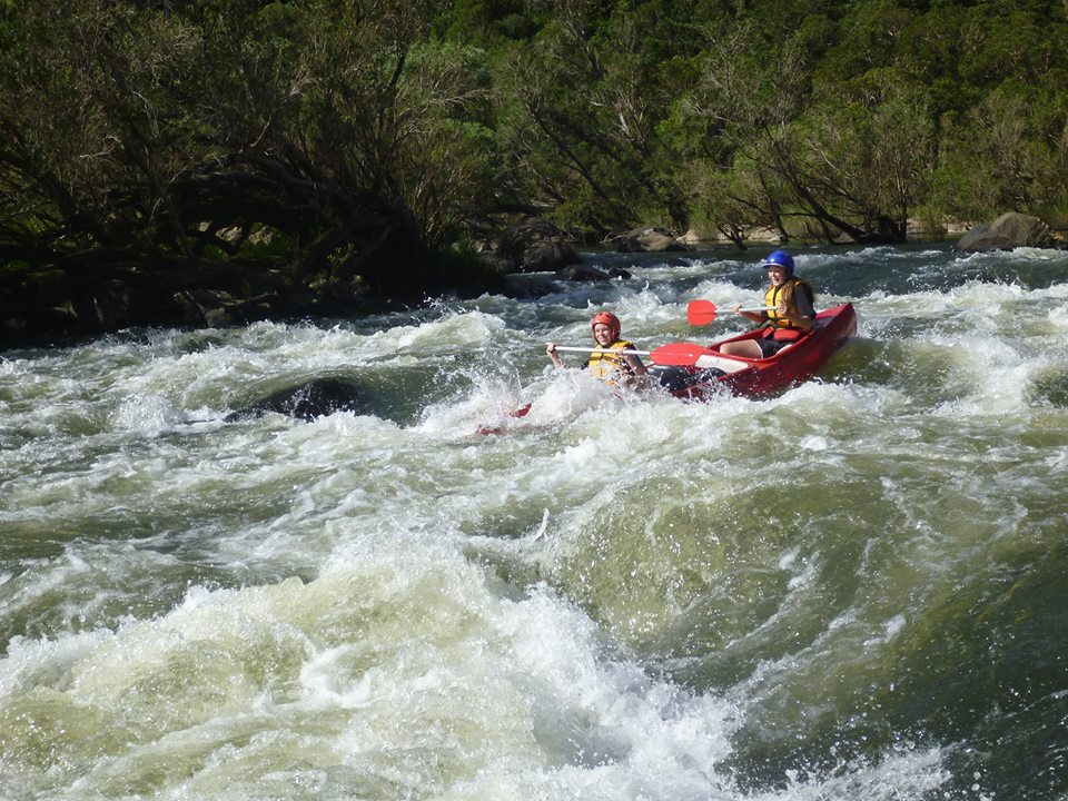 Three Day - Whitewater Canoeing - Including Meals & Transfers