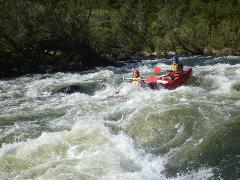 One day - Whitewater Canoeing - Including Transfers