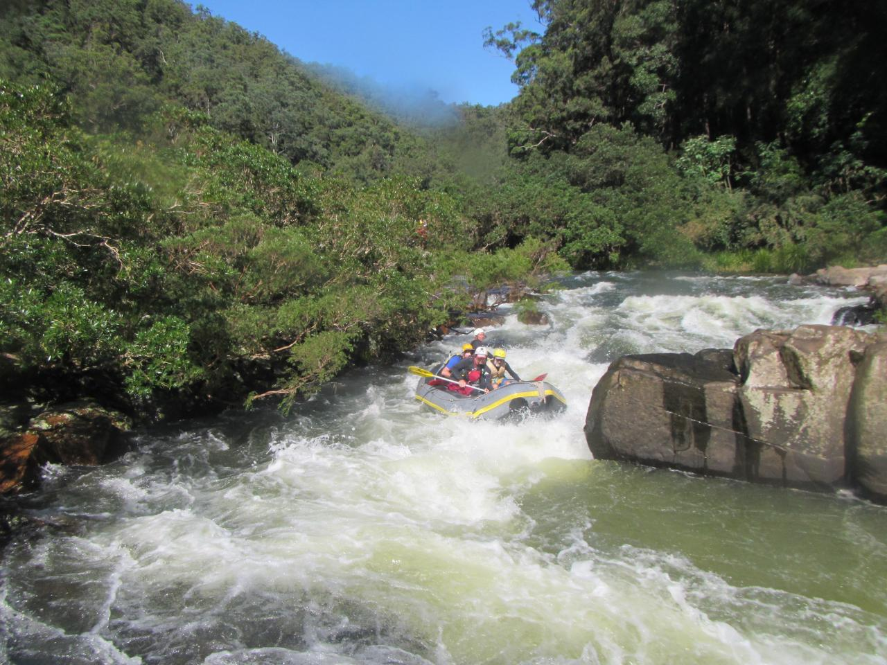 Two Day - Whitewater Rafting - Including Meals & Transfers