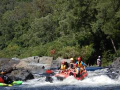 Under 14yrs Old Whitewater Rafting & Tubing - day trip - Including Meals & Transfers