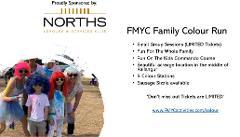 FMYC Kids Commando Course Colour Run