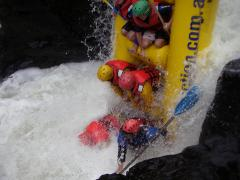 Extreme Whitewater Rafting - day trip - Including Transfers