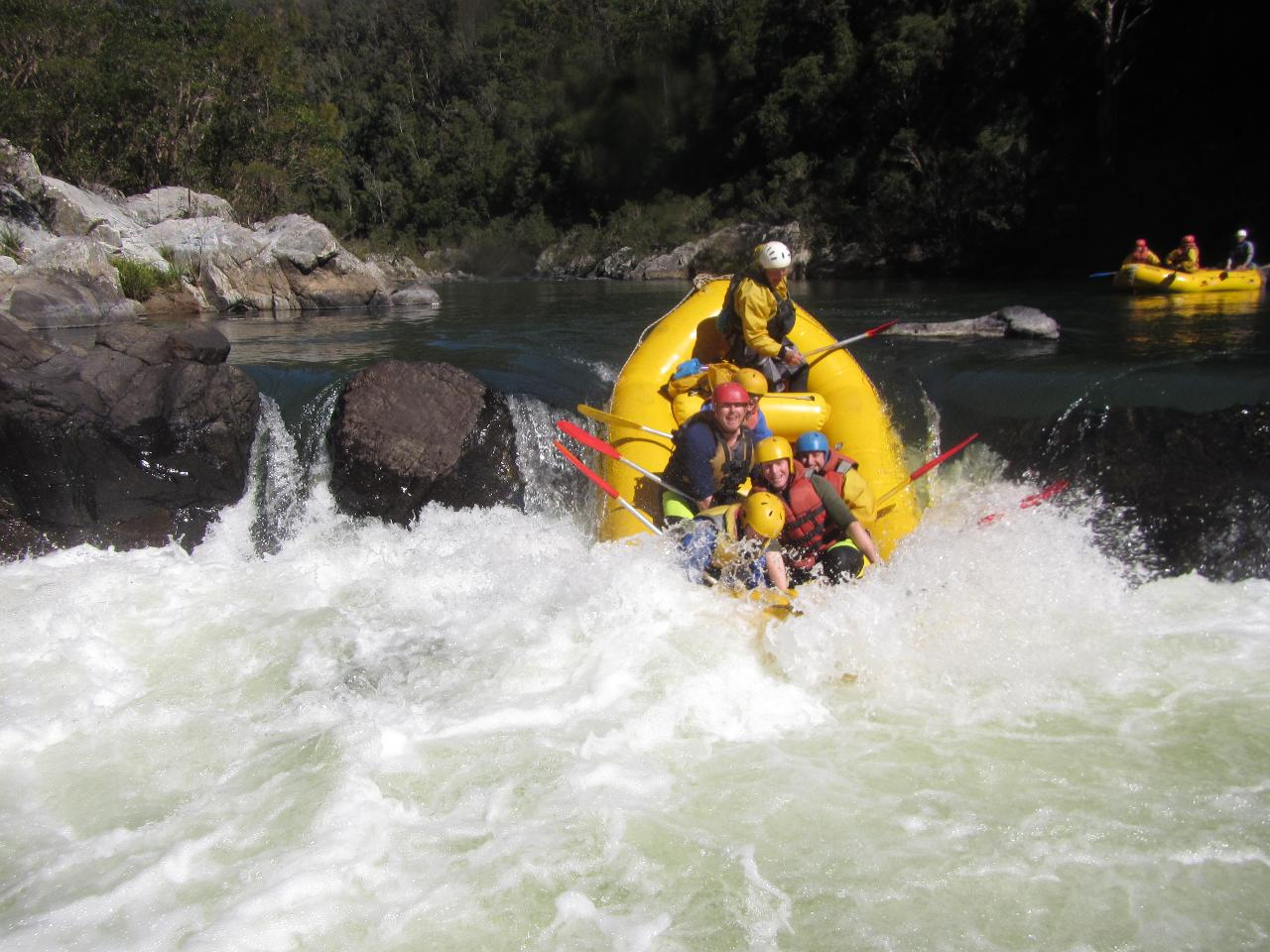 Whitewater Rafting - day trip - Including Transfers