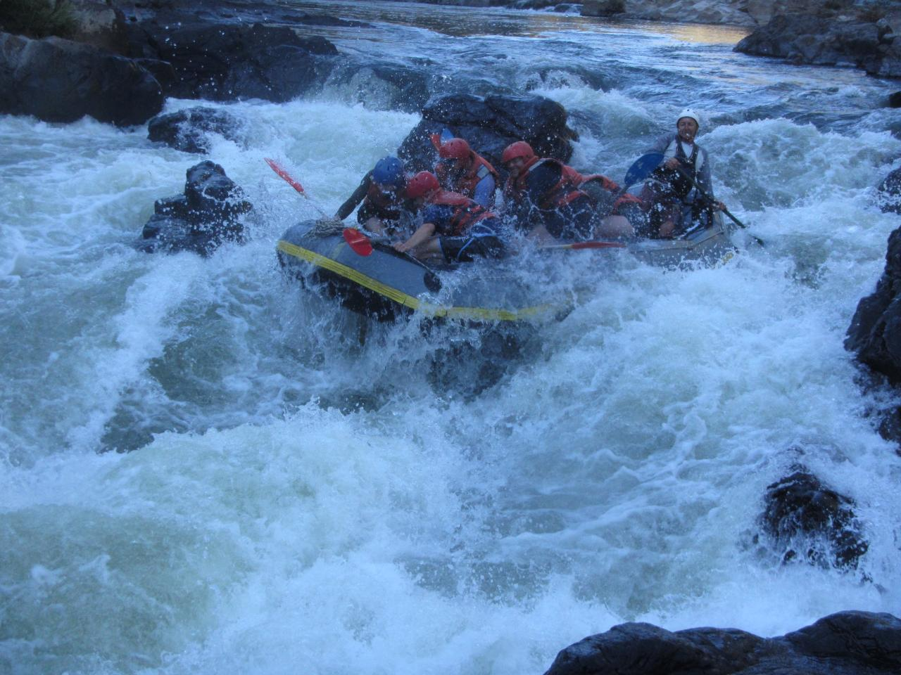 Three Day - Whitewater Rafting - Including Transfers