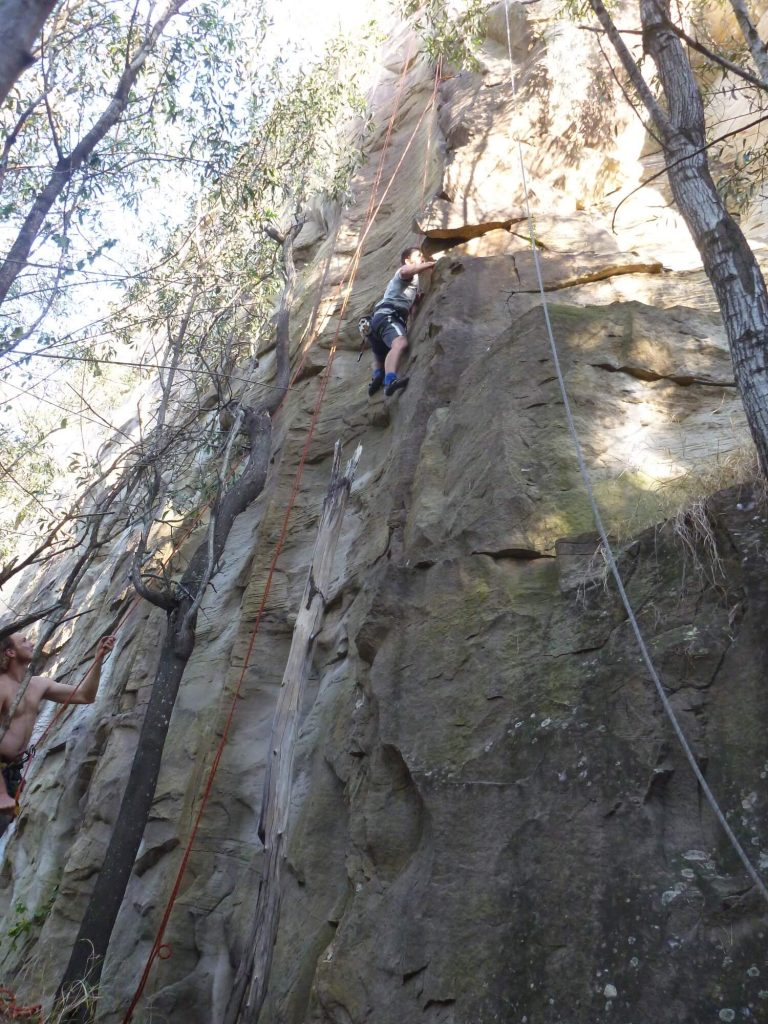 Rock Climbing - Including Meals & Transfers