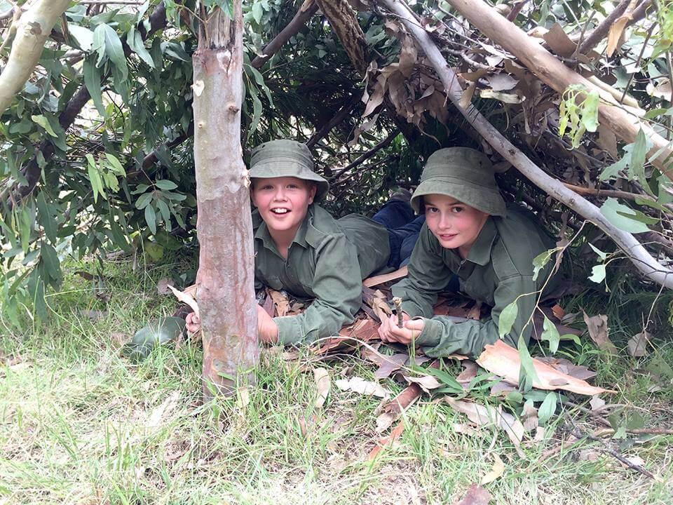 Australian Bush Survival Skills - Including Meals & Transfers