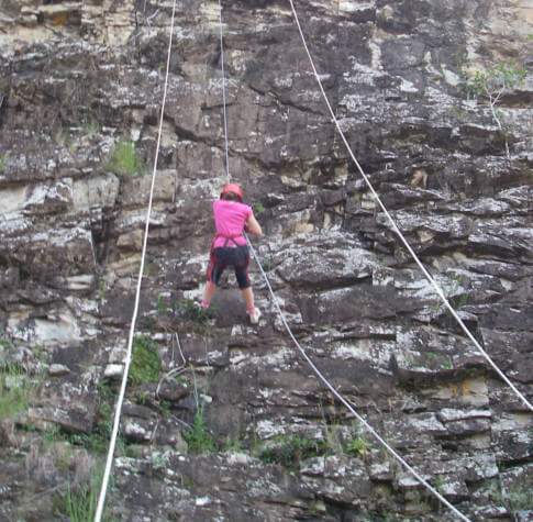 Abseiling (Rappelling) - Day trip - Including Meals & Transfers