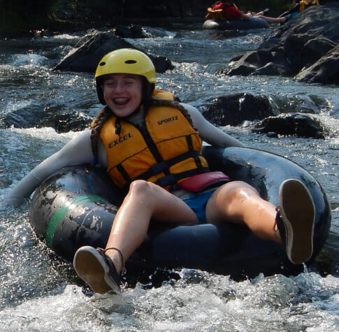 One-Day River Tubing - Including Meals & Transfers