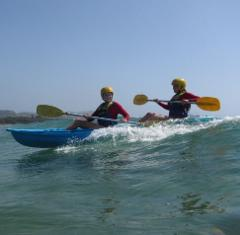 Sea Kayaking - 1/2 day
