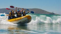 Surf Rafting - 1/2 day