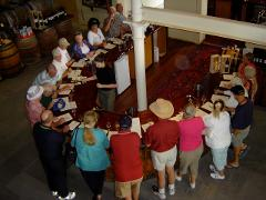 Group Structured Wine Tasting