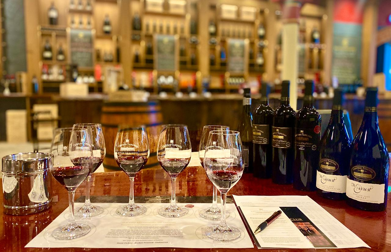 Old Vine Expressions Tasting Experience