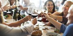 Sydney Member's Dinner 2020 - Fix Wine Bar and Restaurant