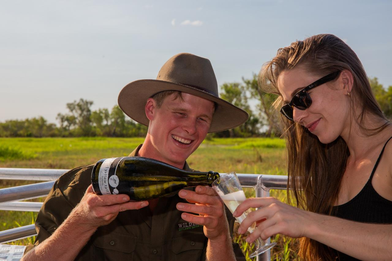 Champagne Safari Cruise