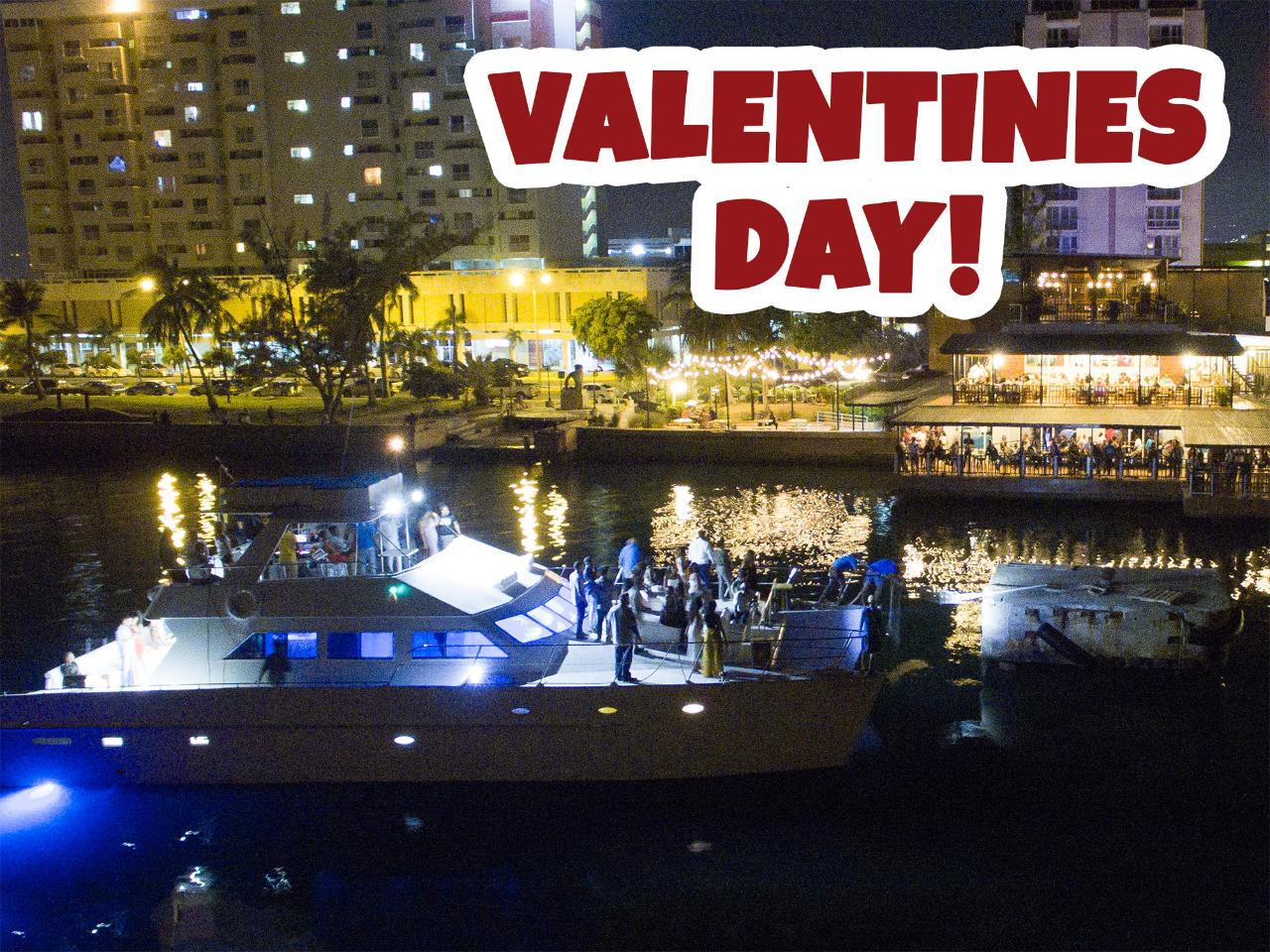 VALENTINES DAY | Loose Cannon's Romantic Evening Cruise