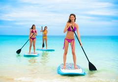 Segs Stand-Up Paddleboard Rental - Half Day