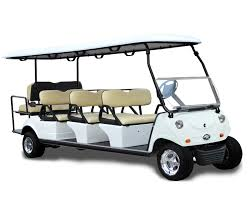 Sunshine 8 Passenger Golf Cart Rental- Daily