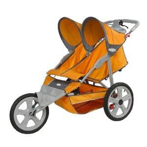 Segs Jogger Stroller - Double