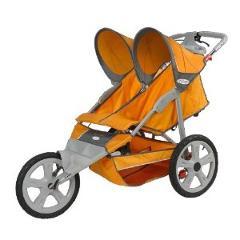 Sunshine Jogger Stroller - Double
