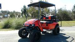 Sunshine 4 Passenger Golf Cart Rental - Hourly