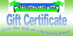 1 Hour Segway Tour Gift Card