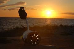 Coquina Beach Sunset Segway Tour - 90 Hour