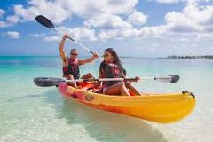 Sunshine Tandem Kayak Rental - Half Day