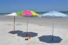 Segs Beach Umbrella