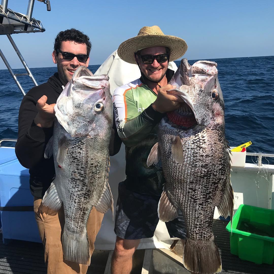 Deep Sea Fishing Charter - Jurien Bay