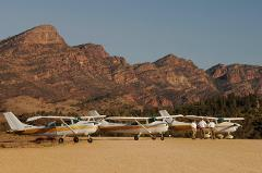 7 HOUR Arkaroola Ridge Top Tour - Scenic Flight (3 HR) + 4WD Tour (4.5 HR)