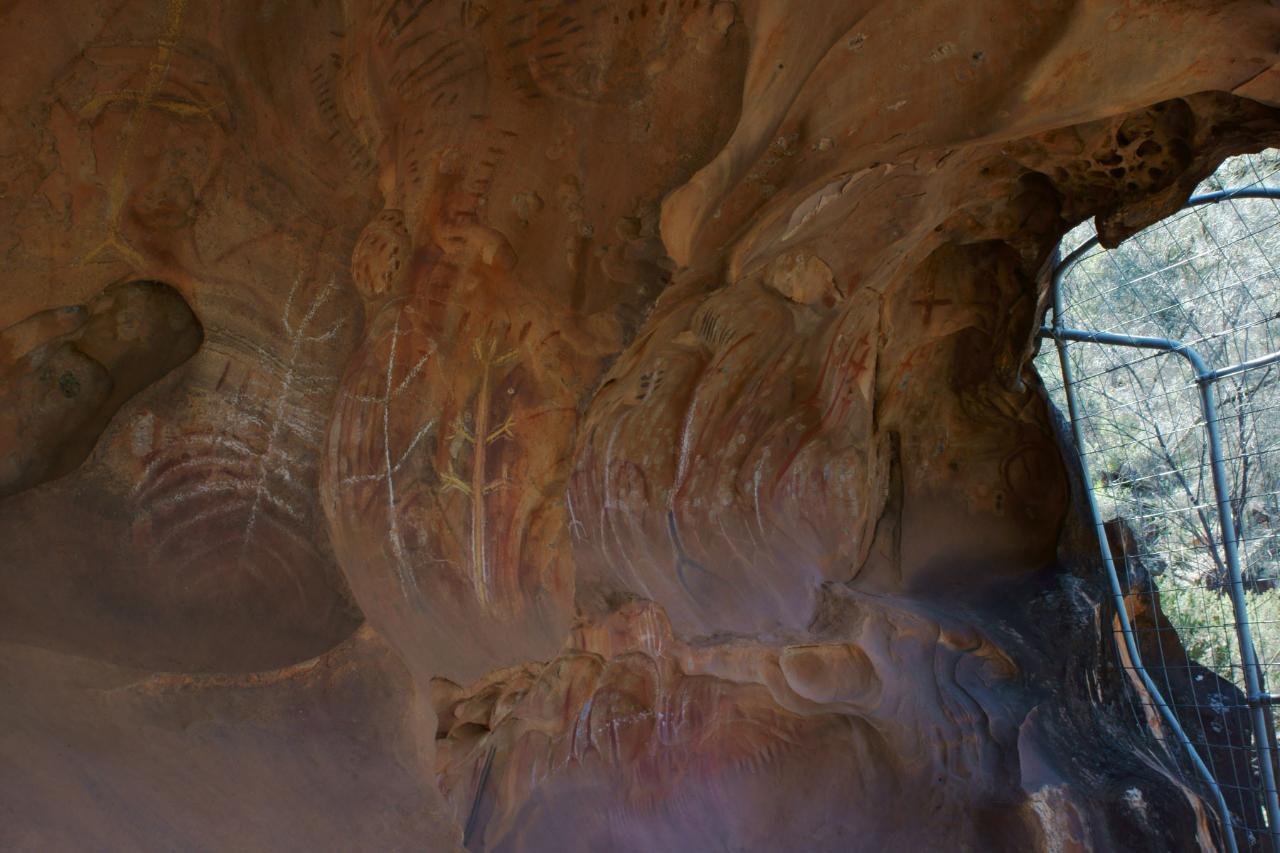 Cultural Walk - Arkaroo Rock