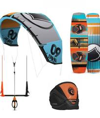 Kite & Board Demo Hire – 7 Day Package