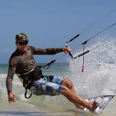Zero To Hero 1 Day Kite Surfing Lesson & Gear Hire Package