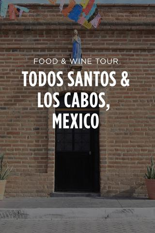 Los Cabos, Mexico - 4 Day Food, Cocktail, & Beer Tour