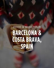 Barcelona & Costa Brava, Spain || Food & Wine Tour