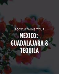 Mexico Food & Cocktail Tour || Guadalajara & Tequila