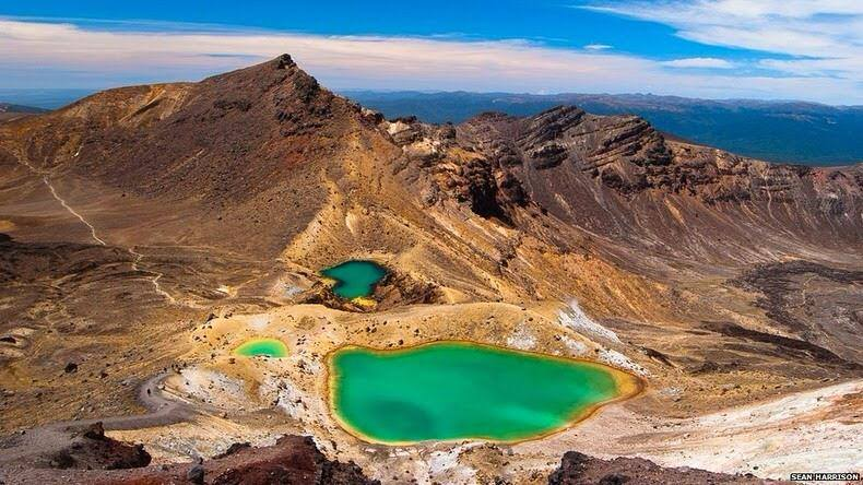 Tongariro Northern Circuit - One Way Price