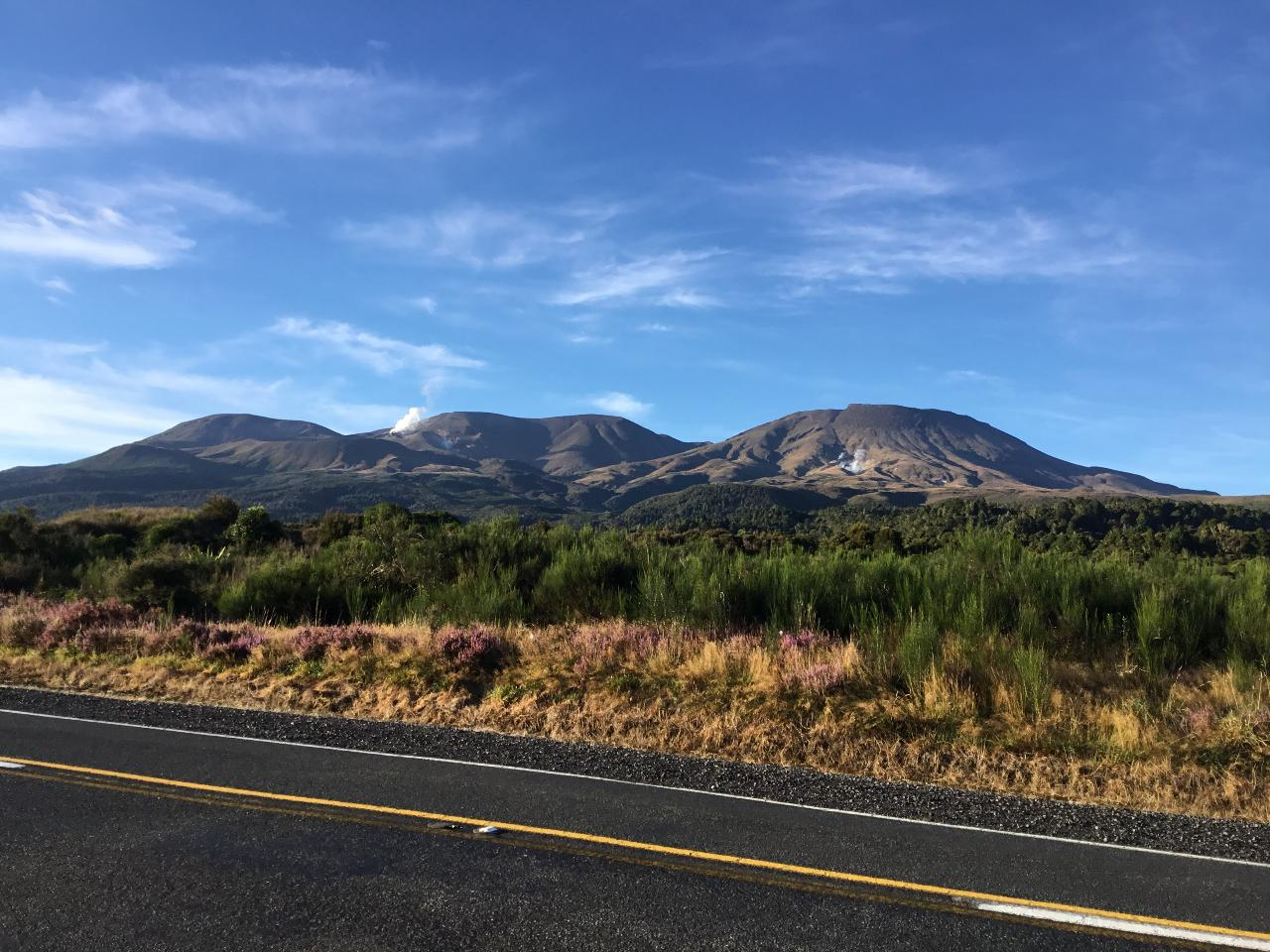 Tongariro Alpine Crossing Shuttle from Ketetahi (Summer Special) - One Way + Free Parking