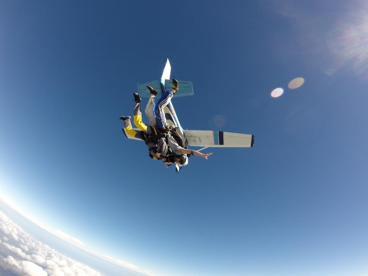 9,000ft Skydive Gift Voucher