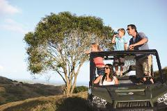 Family Eco-Buggy - Frédérica Nature Reserve - Adventure Trail