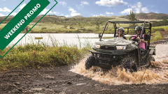 WEEKEND PROMO - Discovery Trail Eco-Buggy