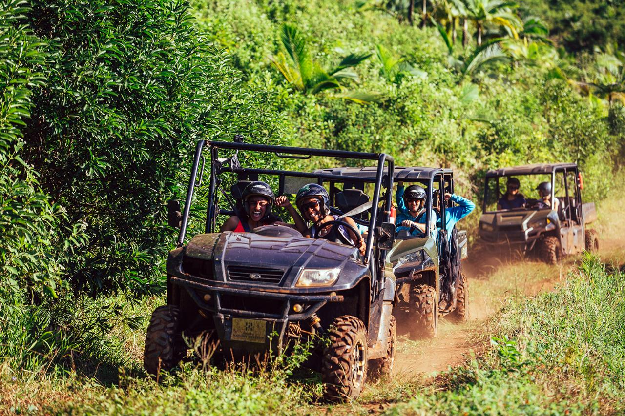 Riverine Trail - Buggy