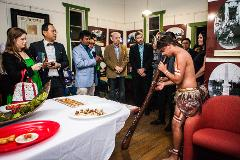 Off-site Welcome to Country & Didgeridoo Performance