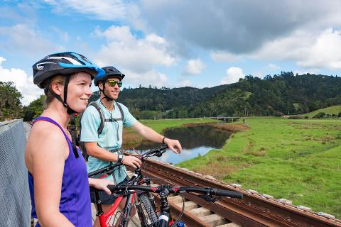 Taste of the Trail- Twin Coast Cycle Trail 1 Day Experience
