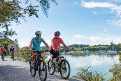 The Full Trail- Twin Coast Cycle Trail 2 Day Experience (Transport Only)