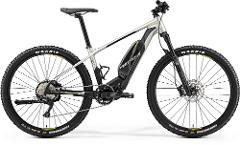 ELECTRIC Front Suspension Mountain Bike (E-MTB)
