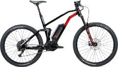 ELECTRIC Full Suspension Mountain Bike (E-MTB)
