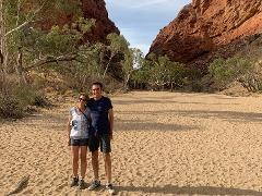 Half Day Private MacDonnell Ranges. Afternoon Tour