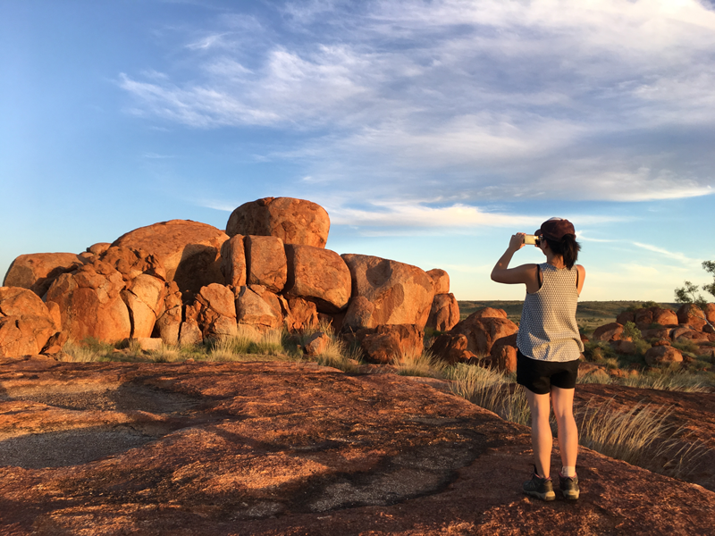 1 Night Devils Marbles & Stars Private Tour